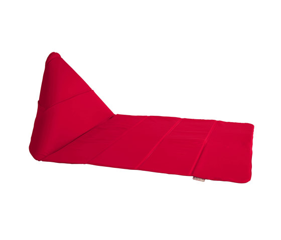 FIDA mat red by VIAL | Seat cushions