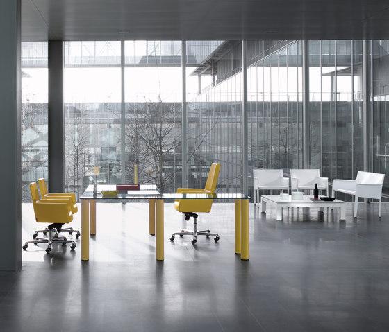 Fagus Desk by Enrico Pellizzoni | Individual desks