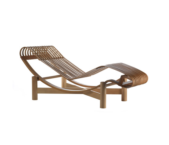 522 Tokyo Outdoor by Cassina | Sun loungers