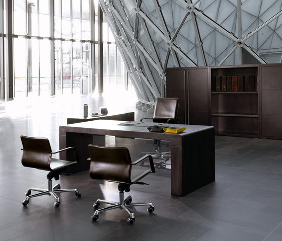 Fusion Desk by Enrico Pellizzoni | Executive desks