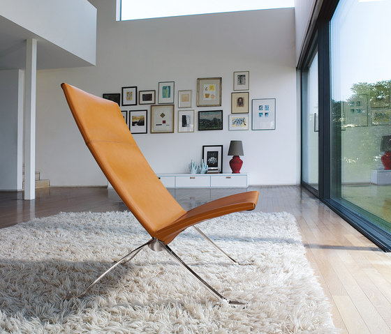 Mood Easy chair high back by Enrico Pellizzoni | Lounge chairs
