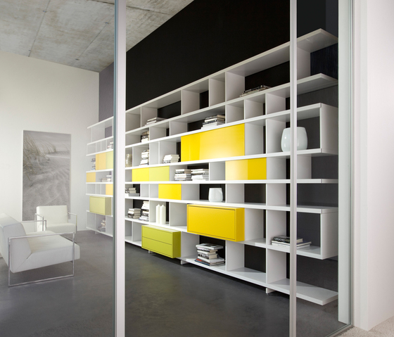 Piano 10.001 by Kettnaker | Office shelving systems