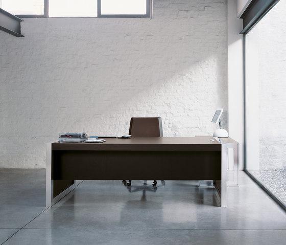 Strato Desk by Enrico Pellizzoni | Executive desks