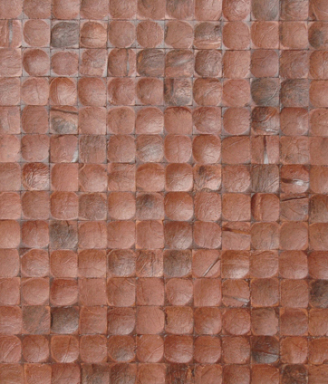 Cocomosaic tiles brown bliss 02-24 de Cocomosaic | Mosaïques en coco