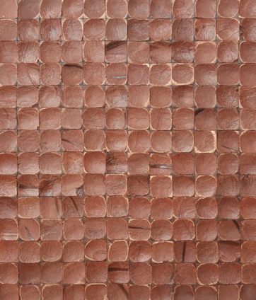Cocomosaic tiles brown luster 02-25 de Cocomosaic | Mosaïques