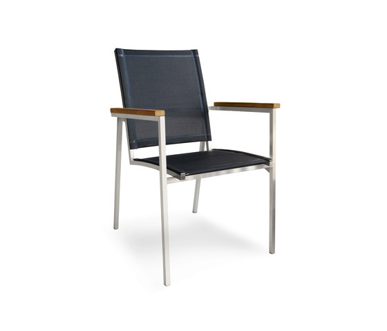 Ananta Dining chair by Deesawat | Garden chairs