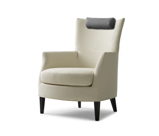 Dragonfly High Armchair by Bench | Armchairs