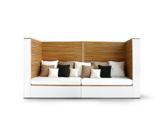 Cubic Sofa by Deesawat | Garden sofas