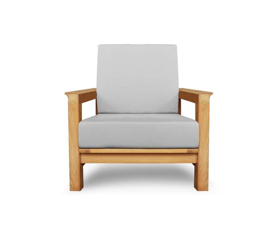 Frankfurt 1-seater by Deesawat | Garden armchairs