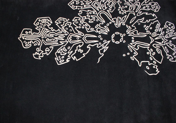 Ice Ilulissat by Naja Utzon Popov | Rugs / Designer rugs