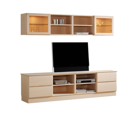 KLIM TV cabinet 2040 by KLIM | Multimedia sideboards