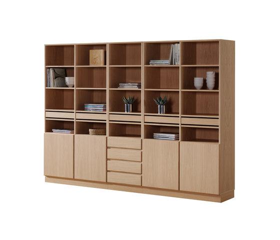 KLIM cabinet system 2084 by KLIM | Shelves