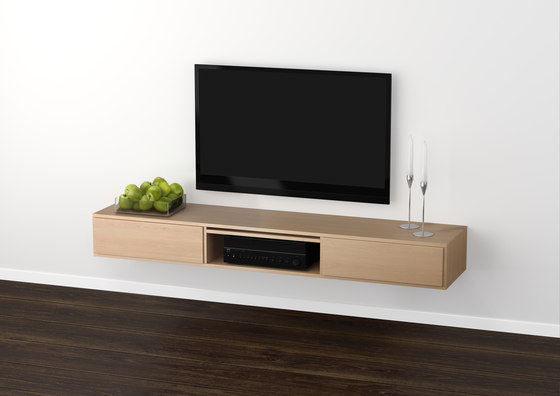 KLIM TV cabinet M330 de KLIM | Commodes multimédia