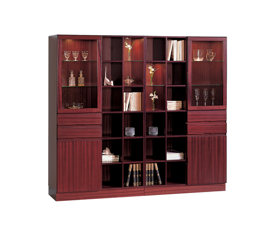 KLIM cabinet system 8055 by KLIM | Shelving