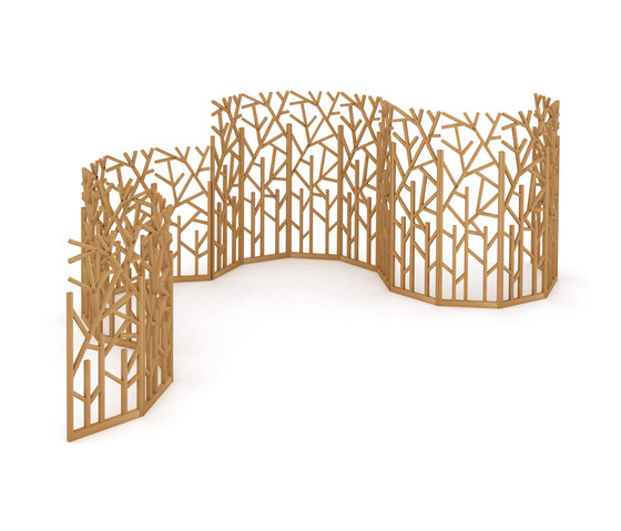 Nest Tree Partition by Deesawat | Trellises