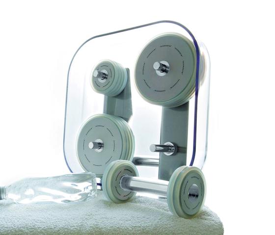 Wellness Rack di Technogym | Attrezzi wellness