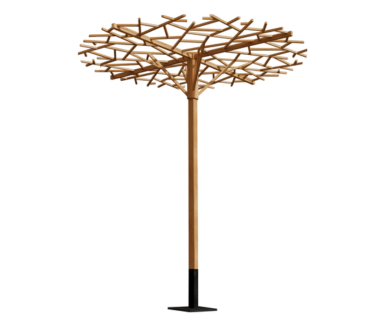 Nest Tree 2.5 by Deesawat | Parasols