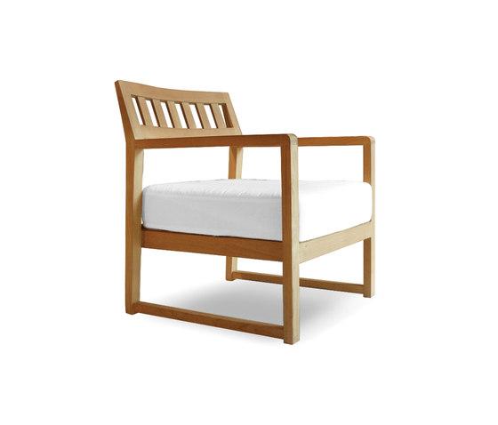 Noon Armchair by Deesawat | Garden armchairs