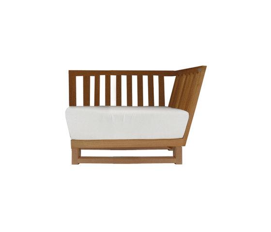 Noon Sofa corner by Deesawat | Garden armchairs