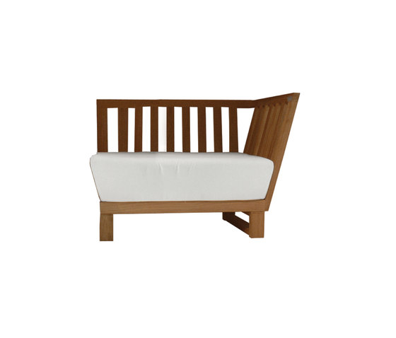 Noon Daybed right by Deesawat | Garden armchairs