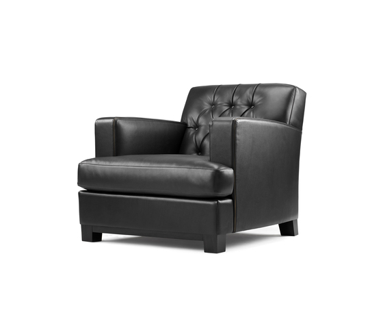 Hammercap Middle Armchair von Bench | Loungesessel