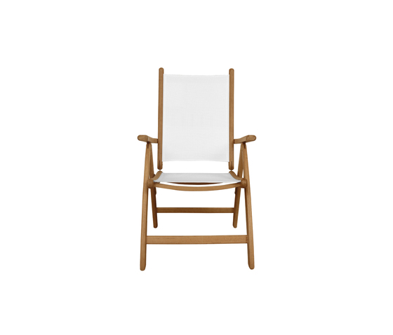 Riviera Folding chair by Deesawat | Garden chairs