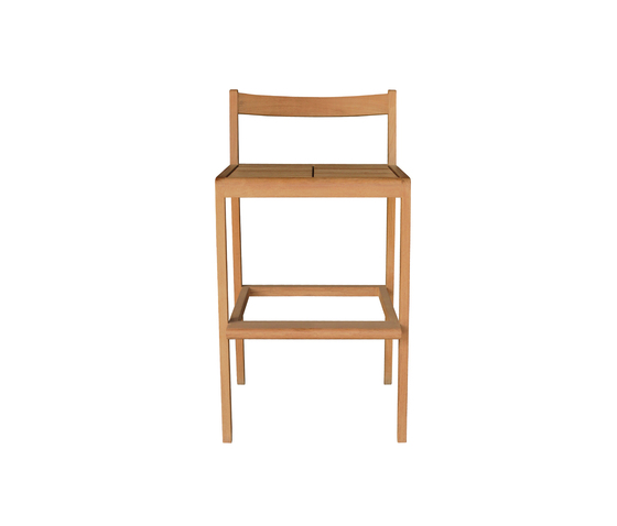 Saki Bar stool by Deesawat | Bar stools