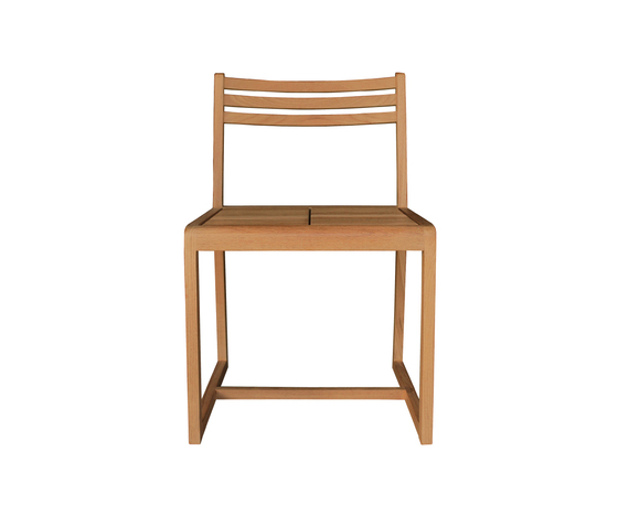 Saki Side chair by Deesawat | Garden chairs