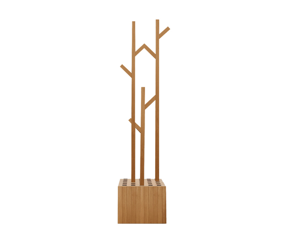 Stick up Hanger I Planter by Deesawat | Freestanding wardrobes