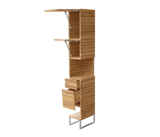 T-spa Cabinet by Deesawat | Shelving