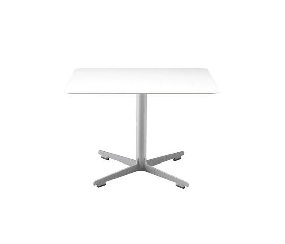 cross table 574 de Alias | Mesas de centro de jardín