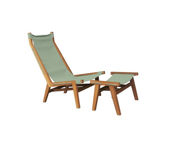 Tiera Outdoor Beach chair by Deesawat | Garden armchairs
