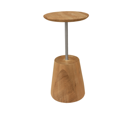 Tiera Living Side table de Deesawat | Tables d'appoint de jardin