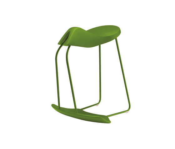 dinamica stool 308 di Alias | Sgabelli girevoli