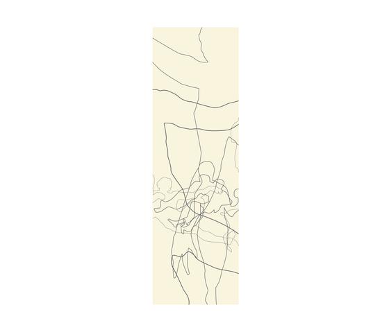 Nackt I Panneau | col2 de Sabine Röhse | Parois japonaises