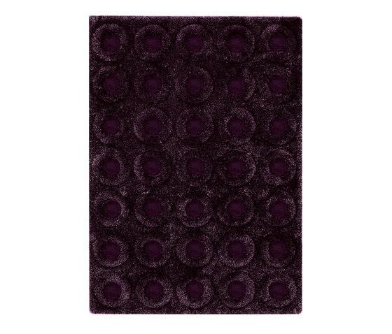Sushi | Mulberry Purple von Stepevi | Formatteppiche / Designerteppiche