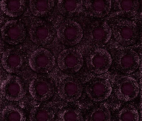 Sushi | Mulberry Purple de Stepevi | Tapis / Tapis design