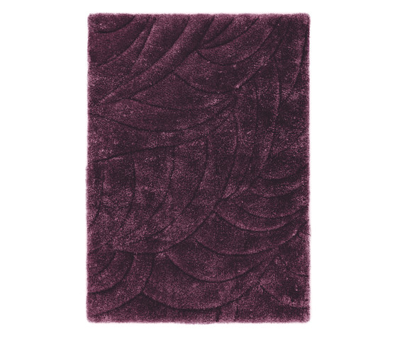 Layer | Mulberry Purple by Stepevi | Rugs / Designer rugs