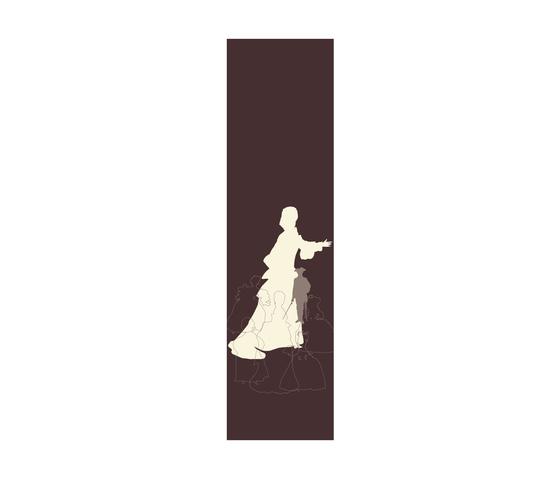 Prinzessinnen I Panneau | col2 di Sabine Röhse | Tessuti decorative