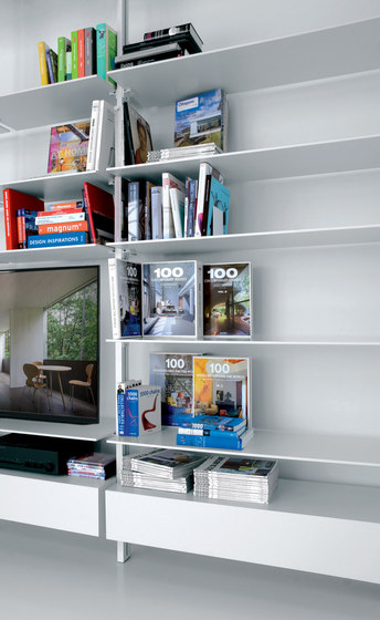 System Sy01 Office Shelving Systems By Extendo Architonic