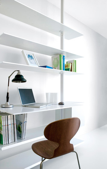 System SY05 by Extendo | Office shelving systems