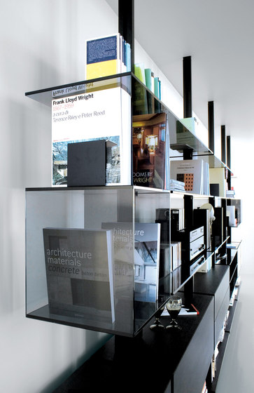 System SY06 by Extendo | Office shelving systems