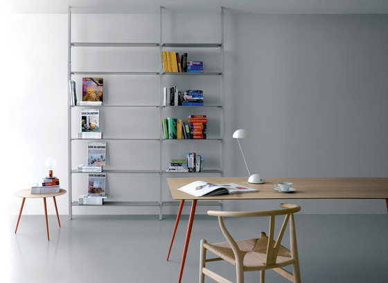 System SY08 by Extendo | Office shelving systems