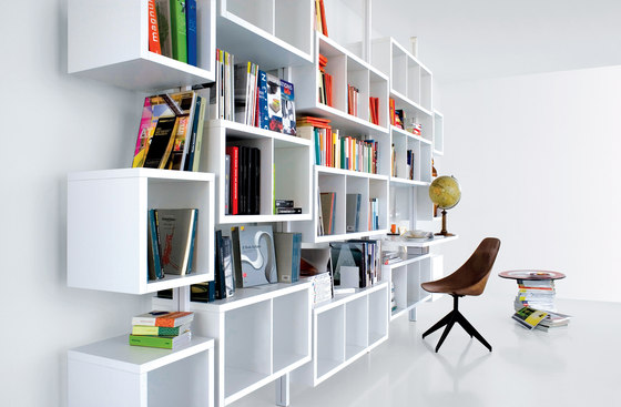 System SY09 by Extendo | Office shelving systems
