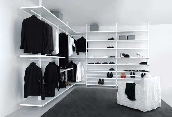 Personal PE01 by Extendo | Walk-in wardrobes