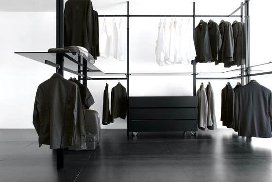 Personal PE02 by Extendo | Walk-in wardrobes