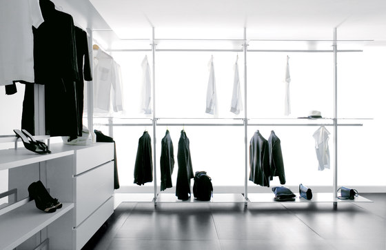 Personal PE03 by Extendo | Walk-in wardrobes