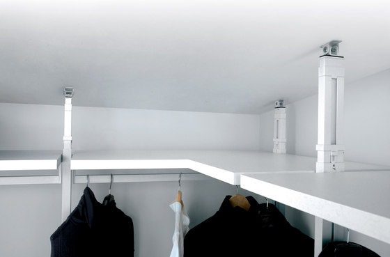 Personal PE05 by Extendo | Walk-in wardrobes