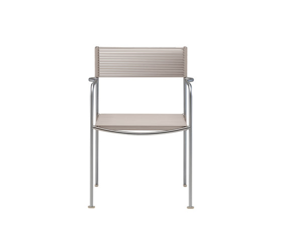 green pvc armchair 201 by Alias | Garden chairs
