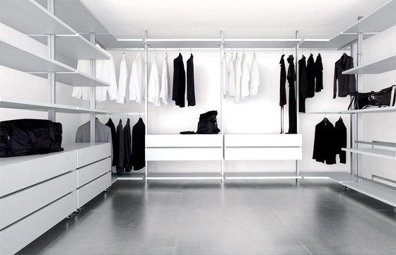 Personal PE07 by Extendo | Walk-in wardrobes